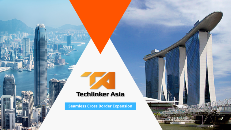 HR Advisory Techlinker Asia Launches in Singapore and Broaden Service Scope to Cross-Border Expansion